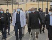 محافظ بنى سويف : تلقينا 124 ألف طلب تصالح فى مخالفات البناء