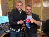 """وليد سعد: سعيد بالتعاون مع الهضبة عمرو دياب فى """"فاكرنى يا حب"""""""