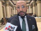 """النائب حسام الحسينى: الحديث عن المال السياسى لا أساس له من الصحة """"فيديو"""""""