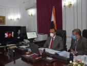 نائب محافظ المنيا يستعرض الموقف العام لمراحل تطوير مسار العائلة المقدسة