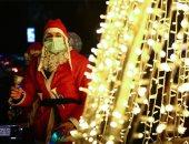 سوريا من تانى.. دمشق تستعيد البهجة وتستقبل العام الجديد باحتفالات وإضاءات وزينة