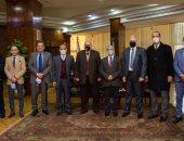 بروتوكول تعاون بين نادى القضاة وجامعة طنطا لعلاج أعضاء الهيئات القضائية