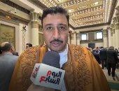 النائب جمال الشورى يؤكد تصدر التعليم والصحة اهتمامات البرلمان.. فيديو