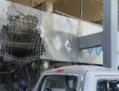 معلومات أولية: طائرة مسيرة استخدمت فى الهجوم على مطار عدن