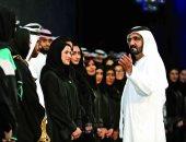 محمد بن راشد: الإمارات لديها من النساء الواحدة منهن بألف رجل
