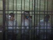 انهيار وبكاء.. هكذا استقبل المتهمون بقتل فتاة المعادى حكم الإعدام
