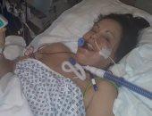 إعادة بناء لسان بريطانية بأنسجة من قدمها بعد إصابتها بالسرطان .. صور