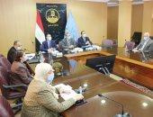 محافظ كفر الشيخ يناقش مؤشرات الوضع السكانى بالمحافظة