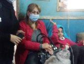 القومى للمرأة يستجيب لليوم السابع ويوفر مشروعا لفادية رفيقة القطط بشبرا الخيمة