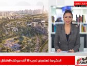 18 ألف موظف تدربوا للانتقال إلى العاصمة الإدارية الجديدة.. فى نشرة الظهيرة