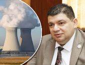 """رئيس هيئة المحطات النووية يؤكد لـ""""اليوم السابع"""" قدرة المصريين على تحقيق حلم """"الضبعة"""".. أمجد الوكيل: الطاقة النووية السلمية ستصبح إحدى الركائز الاستراتيجية للتنمية.. وسنكون جاهزين لاستقبال المفاعلات فى مارس 2022"""
