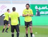 أحمد حجازي: البطولة العربية أول أهدافنا هذا الموسم.. وهارد لك للاسماعيلي