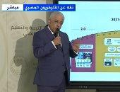 وزير التعليم يعلن تفاصيل ومواعيد امتحانات العام الدراسى الجارى