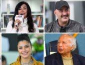 6 نجوم بعالم الفن والطرب يتألقون فى أقوى سهرة غنائية على تلفزيون اليوم السابع