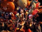 2020 فى ذمة التاريخ.. العالم يتحدى كورونا باحتفالات مبهجة.. ألبوم صور