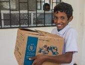 برنامج الأغذية العالمية: توزيع مليون وجبة على أطفال المدارس فى اليمن يوميا