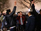 صور.. احتجاجات فى لندن ضد الإغلاق ومنع الاحتفال بالكريسماس خوفا من كورونا