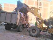 """""""نظافة القاهرة"""" ترفع 22 ألف طن مخلفات من الشوارع فى أول أيام عيد الأضحى"""