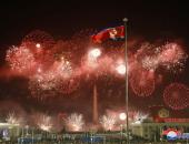 صور.. كوريا الشمالية تستهل العام الجديد باحتفالات ضخمة وكيم يزور ضريح والده