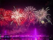 """احتفالات وألعاب نارية هدية """"الشركة المتحدة"""" للمصريين في رأس السنة"""