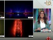 الإعلامية دينا عبد الكريم توجه الشكر للمتحدة للخدمات الإعلامية