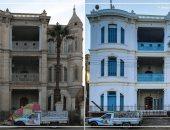 """شاهد أعمال تطوير المنازل التاريخية ضمن مشروع """"اكتشاف أصول إسنا التراثية"""""""