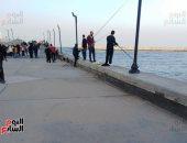 مصرع مزارع فى دار السلام بسوهاج صعقا بالكهرباء أثناء صيد الأسماك من ترعة