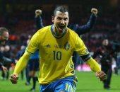 إبراهيموفيتش يقترب من قيادة منتخب السويد فى اليورو