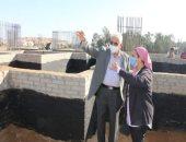 محافظ جنوب سيناء يتابع معدلات التنفيذ بعدد من المشروعات بشرم الشيخ.. صور