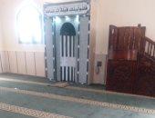 وكيل أوقاف الأقصر يعلن نهاية إنشاءات مسجد الهرامشة بالزينية وافتتاحه الجمعة