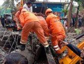 مصرع 3 وإصابة 4 أشخاص جراء انهيار جدار مصنع فى الهند
