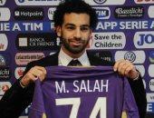 محمد صلاح ضمن أفضل 27 صفقة شتوية في تاريخ الدوري الإيطالي