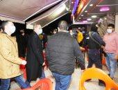 محافظ كفر الشيخ: غلق 19 مقهى ومحل ومطعم لعدم تطبيق الإجراءات الاحترازية
