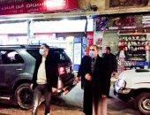خلال جولة مفاجئة.. محافظ كفر الشيخ يغلق 11 مقهى ومحل ومطعم بسبب إجراءات الوقاية