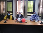 تضامن الإسكندرية تنظم ندوات توعية للرائدات الاجتماعيات والمشرفات