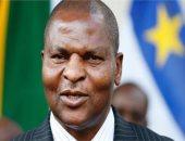فوز تواديرا رئيس جمهورية أفريقيا الوسطى بفترة رئاسة ثانية