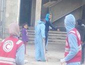 شمال سيناء تواصل حملات التعقيم للأسواق والمنشآت لمواجهة كورونا