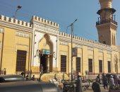 المسجد العمرى بقنا.. أغنى مساجد العالم بالآثار الإسلامية.. صور
