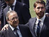 راموس يكشف مخطط سان جيرمان لمزاملة ميسى.. ورسالة إلى رئيس ريال مدريد