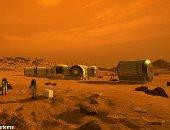 علماء يتوصلون لطريقة صنع وقود الصواريخ على المريخ فى عملية بسيطة