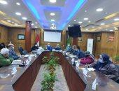 """""""تعليم القليوبية"""" تشكل لجنة لتحديث وميكنة أقسام المديرية والإدارات"""