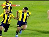 سيف الدين الجزيرى يتعادل للمقاولون أمام النجم في الدقيقة 51.. فيديو