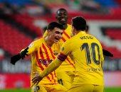 موعد مباراة برشلونة ضد أتلتيك بيلباو فى نهائى السوبر الإسباني والقنوات الناقلة