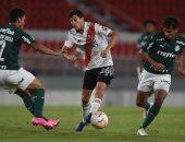 ريفر بليت يطيح بأرخنتينوس ويواجه أتلتيكو مينيرو فى ربع نهائى كأس ليبرتادوريس