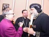 رئيس الكنيسة الأسقفية يهنئ البابا تواضروس بعيد الميلاد المجيد