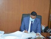 محافظ الدقهلية يعتمد المخطط الإستراتيجى لمدينة محلة دمنة