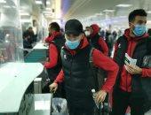 بعثة المقاولون تغادر تونس فى رحلة 3 ساعات إلى القاهرة بعد وداع الكونفدرالية