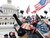 إجراءات أمنية غير مسبوقة فى واشنطن قبيل تنصيب بايدن.. فيديو
