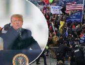 رئيس استخبارات النواب الأمريكى: يجب عزل ترامب وعدم توليه الرئاسة مرة أخرى