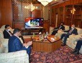 النائب الأول لرئيس برلمان ليبيا يبحث مع السفير الإيطالى مسارات حل الأزمة